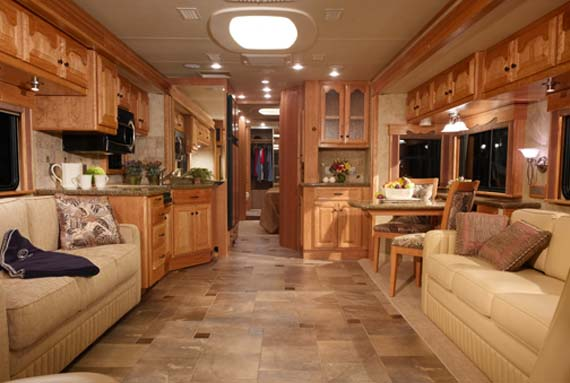 Pictures Inside Of Small Rv http://www.roamingtimes.com/a/consumer/country-coach-allure-founders-edition.asp