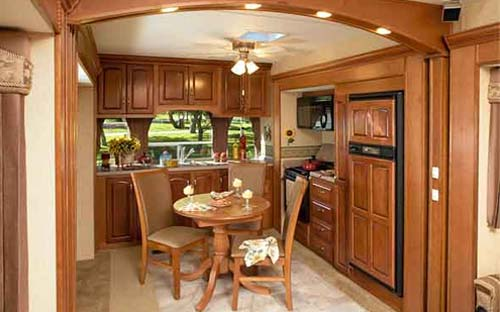 Rear Kitchen Fifth Wheel Reviews Wow Blog