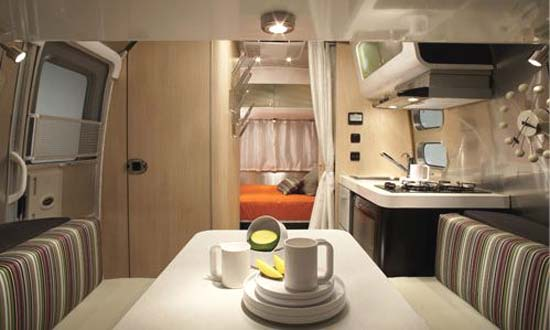 Airstream Design Roaming Times  Rv News And Overviews
