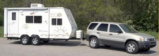 Perfect Camping Trailer Under 1500 Lbs  Camping Equipment