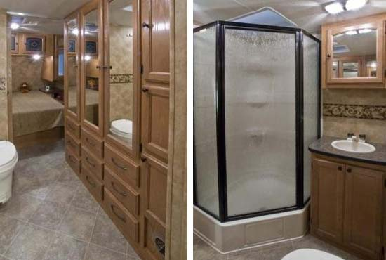 travel trailers with large bathrooms. Travel Trailers With Large Bathrooms Roaming Times | Rv News And Overviews House DESIGN IDEAS