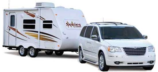 Original UltraLite Travel Trailers Under 3000lbs