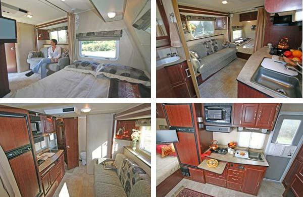 Camper trailer interior design homedesignpictures for Home designer suite 2014 review