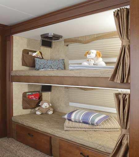 Simple Rv Floor Plans With Bunk Beds  Trailer Board  Pinterest  Lounge