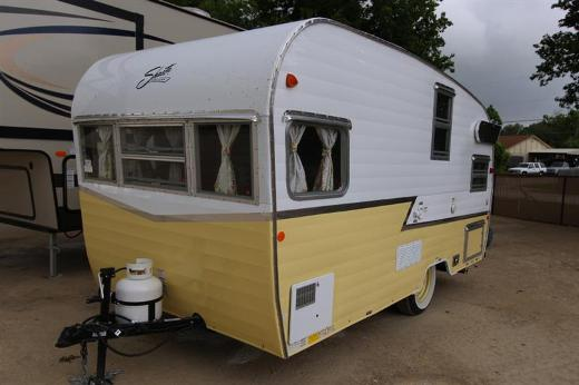 2015 Shasta Airflyte 16 Reissue Travel Trailer Exterior