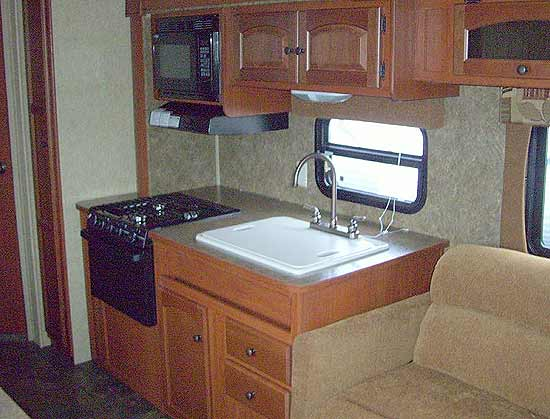 dutchmen travel trailer interior 257rbgs