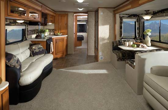 Brilliant The Steelframed Class C Uses Strong, Waterresistant Azdel SuperLite Composite Material For Its Sidewalls Backup Cameras And Power Awnings Come Standard, And The Even Cool AC System Keeps The RV Comfy During The Summer