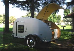The CrowsWing - Offroad Teardrop Trailer - Expedition Portal