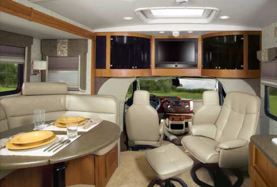 New Dynamax Rev Class C Motorhome An Ingenious Design  Nielson RV Blog