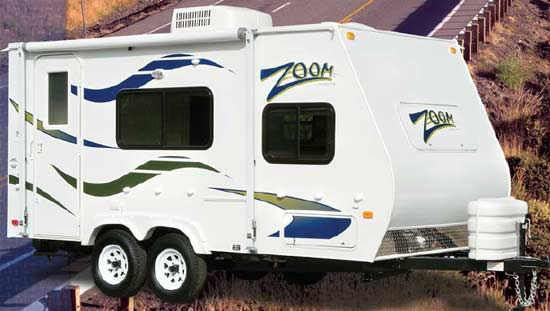 ZOOM features a fully laminated, aluminum framed body. This