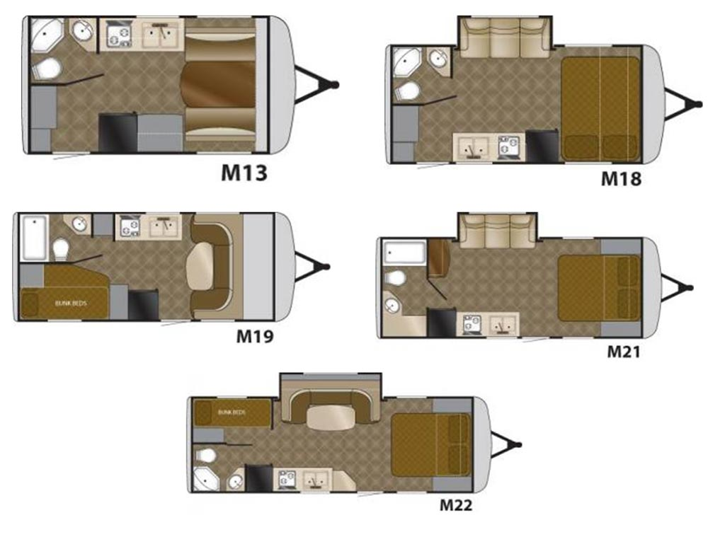 heartland edge travel trailer floorplans large picture
