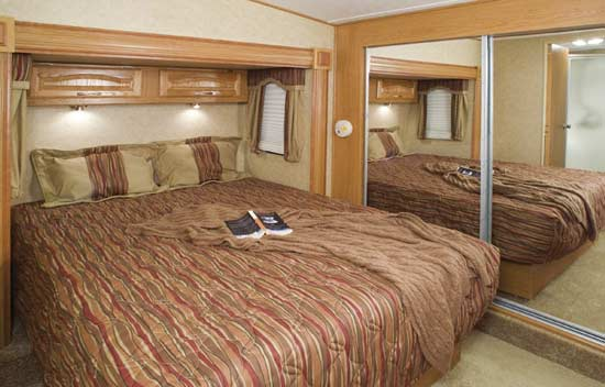 2 Bedroom Motorhome Beauteous Two Bedroom Rv Floor Plans