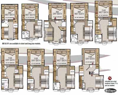 Camper Floor Plans Camper Floor Plans Houses Flooring
