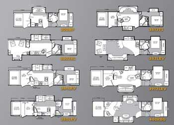 Class C Toy Hauler Floor Plans Wow Blog