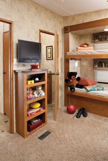 Roaming Times  Roaming Times RV News and Overviews. 5th Wheel Campers With 2 Bedrooms