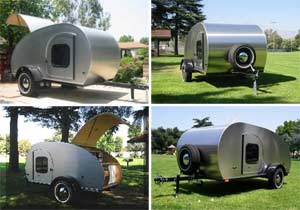 So-Cal teardrop trailer