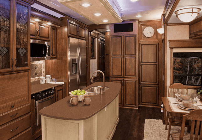 2015 Drv Suites Estates 38rsb3 Luxury Fifth Wheel
