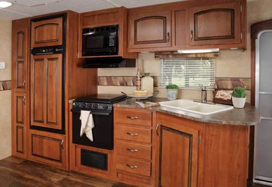 2011 Jayco Eagle Travel Trailer