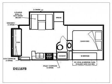 2014-chalet-rv-ds116fb-truck-camper-floorplan