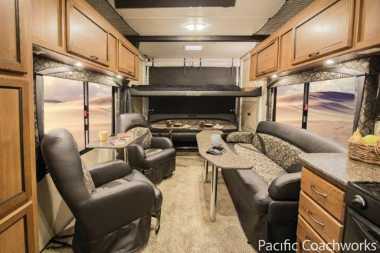 2014 Pacific Coachworks Sandsport Fifth Wheel F285fs