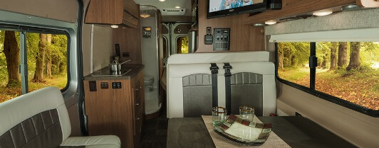 2014 Winnebago Travato 59g Class B Motorhome Roaming Times