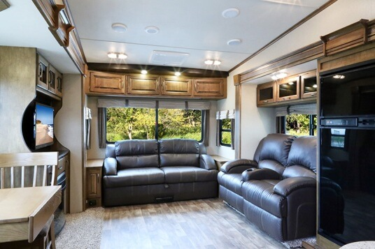 2015 Grand Design Reflection 27rl Fifth Wheel