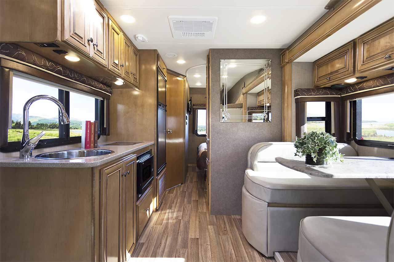 Thor Motor Coach Keeps The Innovation Coming In Louisville