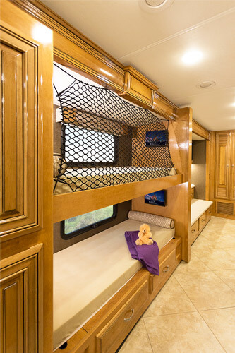 2016 Class A Thor Diesel Motorhome Upgrades