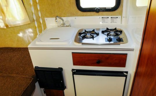 2015-scamp-13ft-standard-travel-trailer-galley