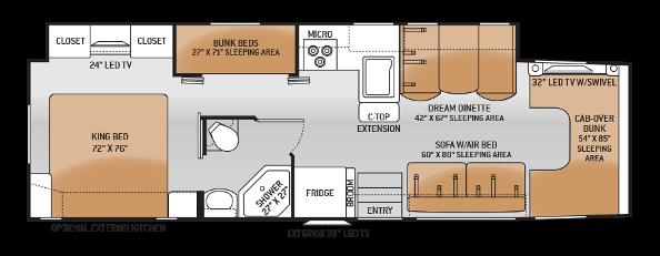 2015-thor-chateau-super-c-35sb-class-c-motorhome-floorplan