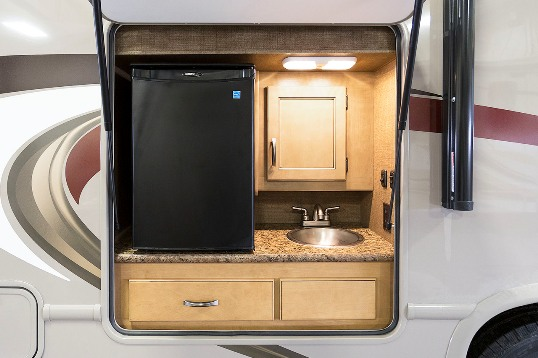 2015 Thor Four Winds 29g Class C Motorhome Roaming Times