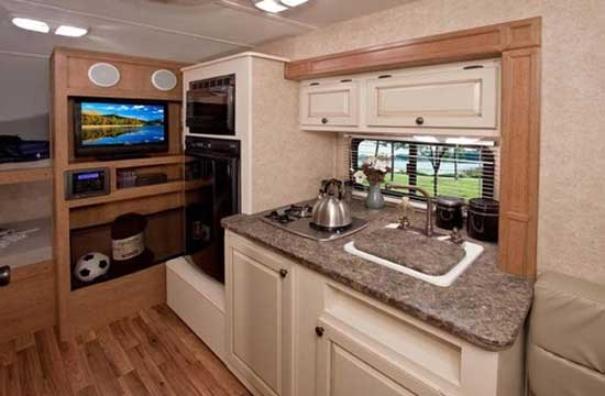 2011 Heartland Mpg Micro Lightweight Travel Trailer