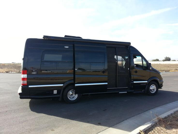 Airstream 2016 interstate grand tour ext roaming times for Mercedes benz airstream interstate