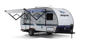 Jayco Hummingbird with awning 2017