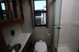 Jayco precept bathroom