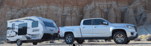 Truck and Lance 1575 Travel Trailer