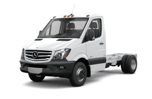 2017 Serenity Leisure Travel Van Class B Cab Chassis
