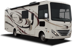 Thor Introduces New Hurricane 35m Class A Motorhome