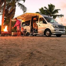 Airstream Rolls Out Tommy Bahama Travel Trailer