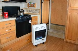 Blue Flame Motorhome Heater