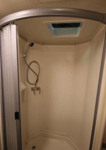 Winnebago shower