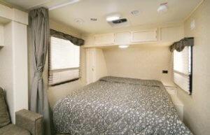 Winnebago Micro Mini Bedroom