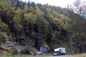 Alaska Dry Camping Truckcampermag