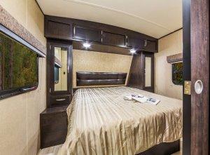 Grand Design Imagine 2150RB Bedroom
