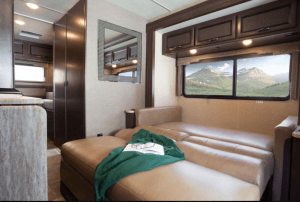 2018 Thor Vegas 24.1 Leatherette Sleeper