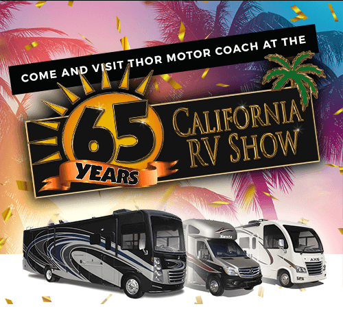 California Rv Show >> Thor Motorcoach California Rv Show Roaming Times