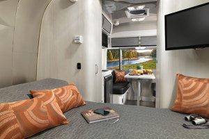2017 Airstream Sport 16 Bedroom