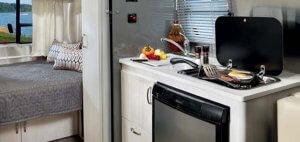 Airstream Sport 16 Kitchen