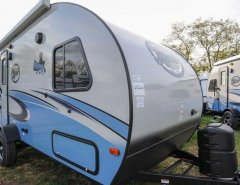 2018 Forest River R-Pod Travel Trailer Exterior