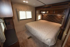 2018 Keystone Outback Super-Lite 332FK Bedroom